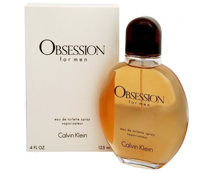 Calvin Klein Obsession For Men - EDT 75 ml