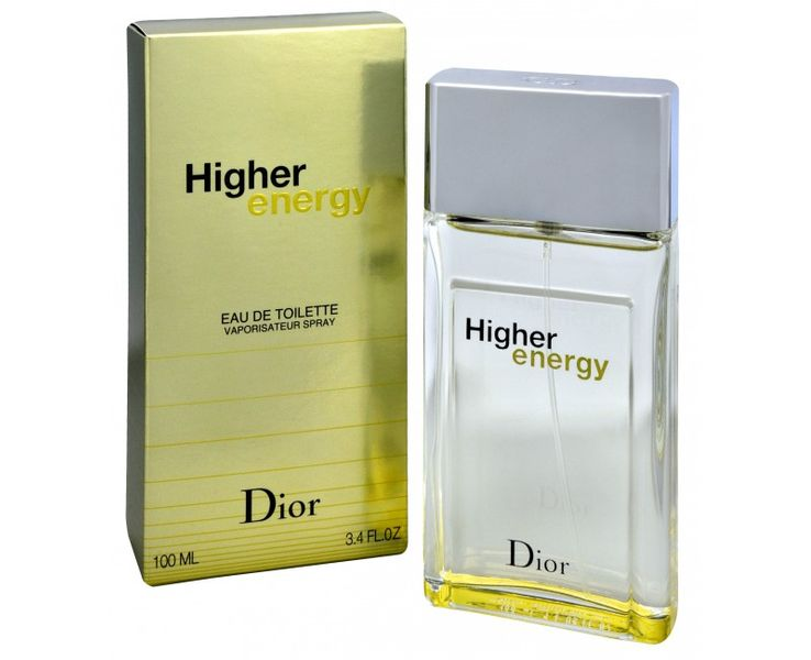 Dior Higher Energy - EDT 100 ml