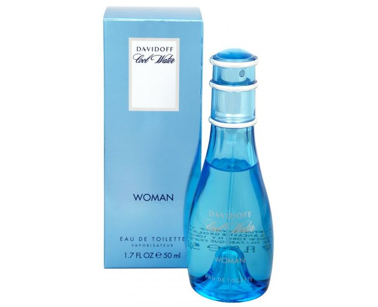 Davidoff Cool Water Woman - EDT 200 ml