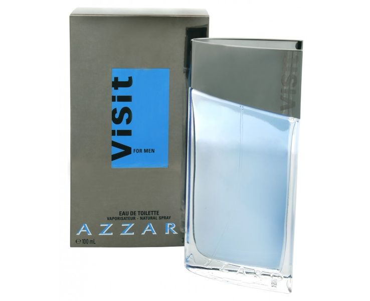 Azzaro Visit For Man - EDT 50 ml