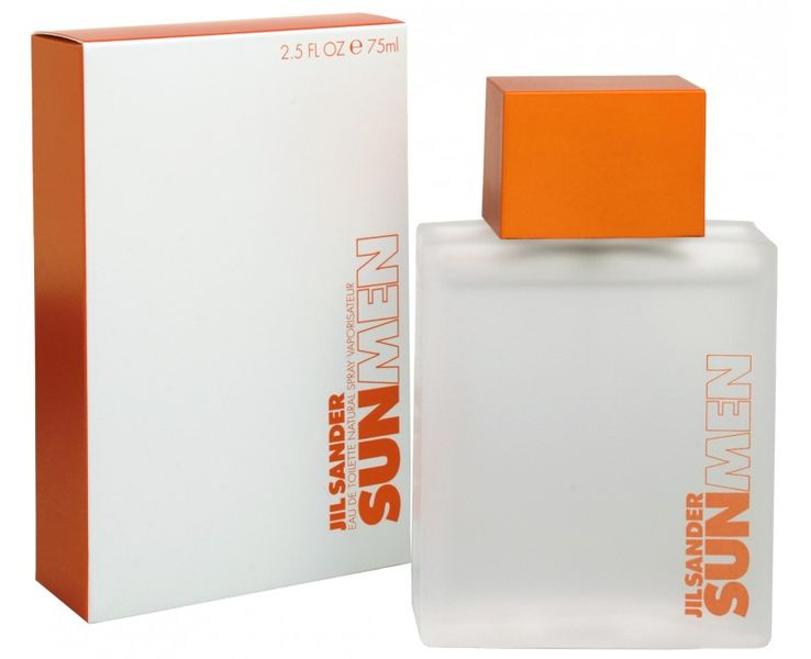 Jil Sander Sun Men - EDT 75 ml