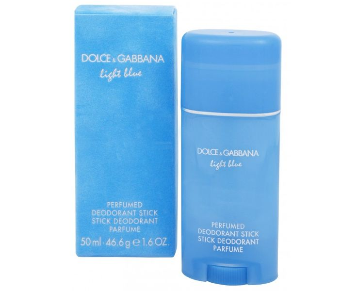 Dolce & Gabbana Light Blue - tuhý deodorant 50 ml