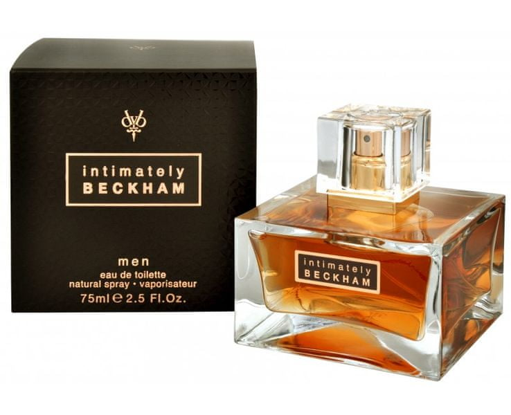 David Beckham Intimately Beckham For Men - EDT 75 ml