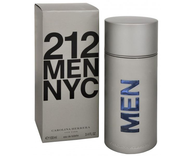 Carolina Herrera 212 Men - EDT 200 ml