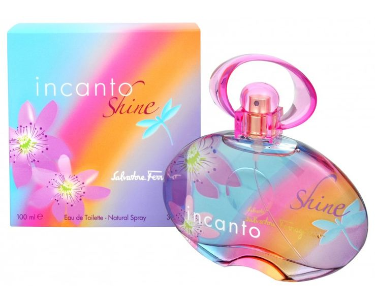 Salvatore Ferragamo Incanto Shine - EDT 100 ml