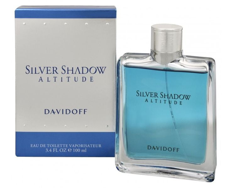 Davidoff Silver Shadow Altitude - EDT 100 ml