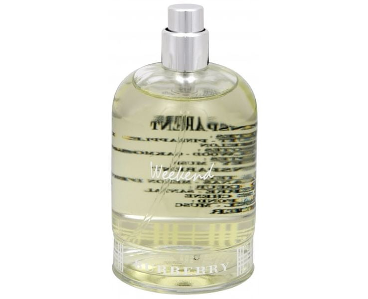 Burberry Weekend For Men - EDT TESTER 100 ml