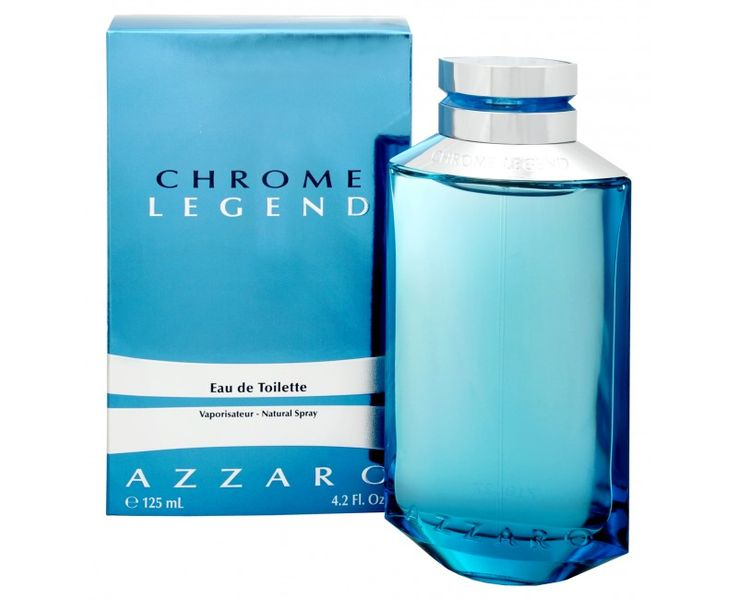 Azzaro Chrome Legend - EDT 75 ml