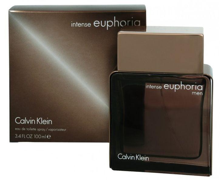 Calvin Klein Euphoria Men Intense - EDT 50 ml
