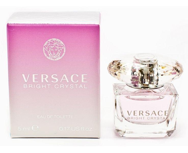 Versace Bright Crystal - miniatura EDT 5 ml
