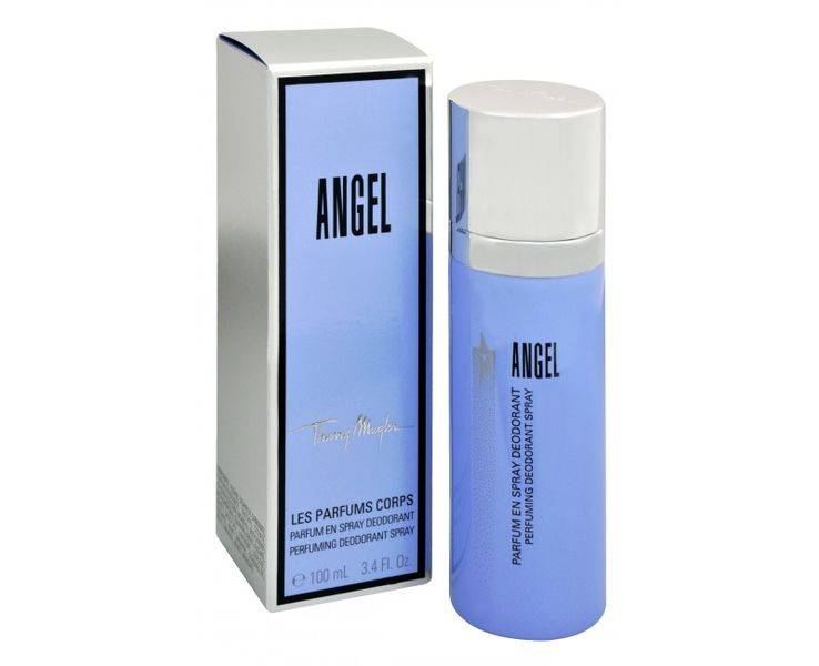 Thierry Mugler Angel - deodorant ve spreji 100 ml