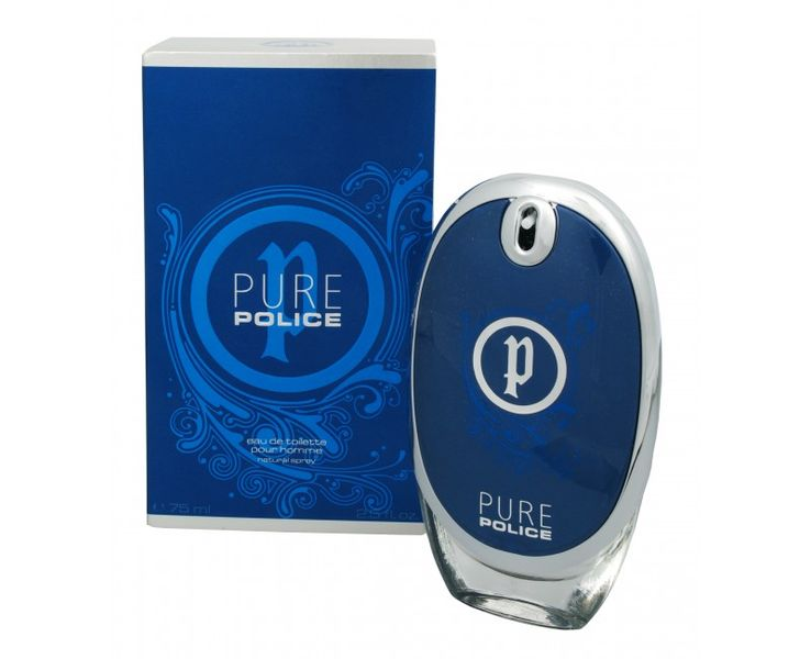 Police Pure Pour Homme - EDT 50 ml