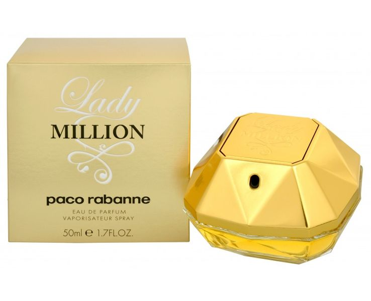 Paco Rabanne Lady Million - EDP 80 ml