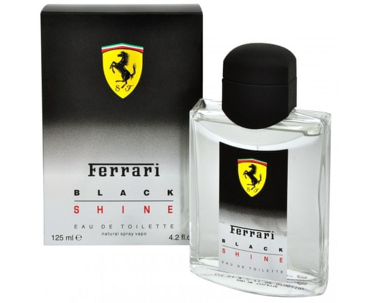 Ferrari Black Shine - EDT 125 ml