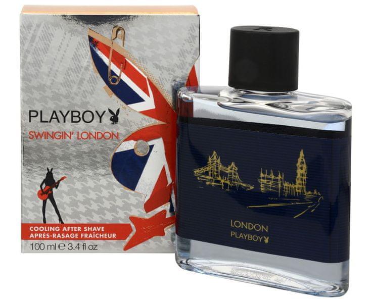 Playboy London Playboy - voda po holení 100 ml