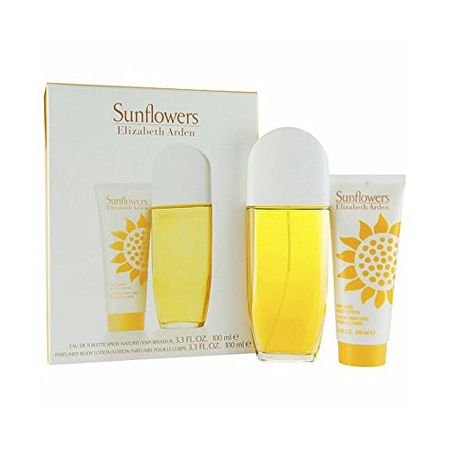 Elizabeth Arden Sunflowers - EDT 100 ml + telové mlieko 100 ml