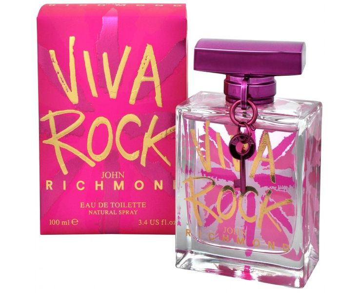 John Richmond Viva Rock - EDT 100 ml
