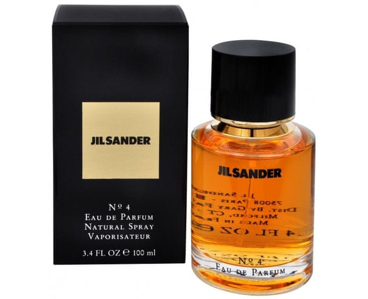 Jil Sander No 4 - EDP 50 ml