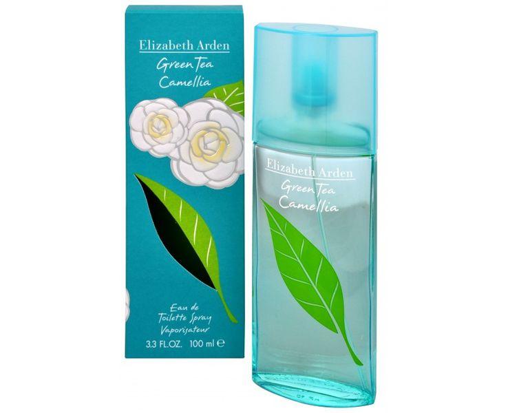 Elizabeth Arden Green Tea Camellia - EDT 100 ml