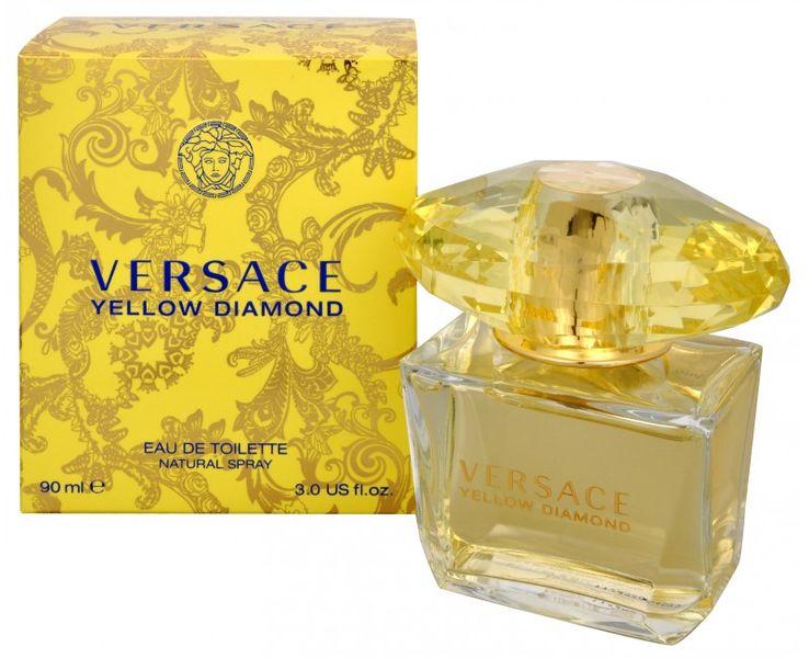 Versace Yellow Diamond - EDT 50 ml