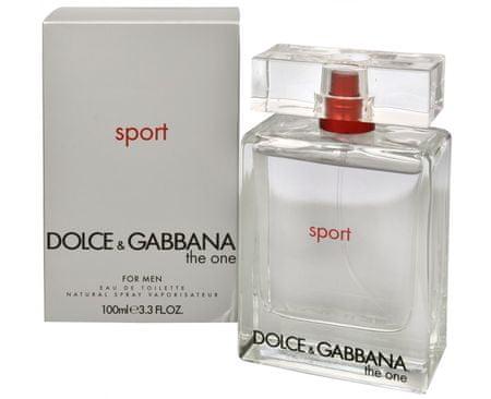 Dolce & Gabbana The One Sport For Men - EDT 100 ml