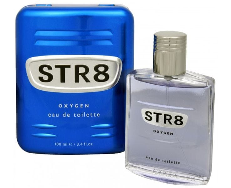 STR8 Oxygen - EDT 50 ml