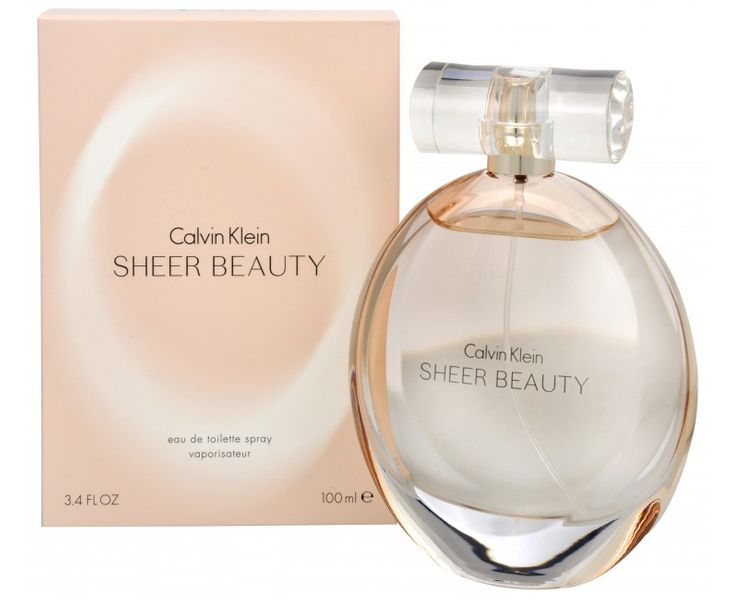 Calvin Klein Sheer Beauty - EDT 50 ml