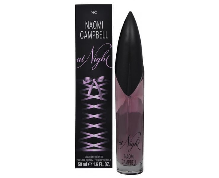 Naomi Campbell At Night - EDT 50 ml