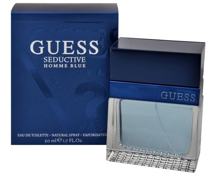 Guess Seductive Homme Blue - EDT 100 ml