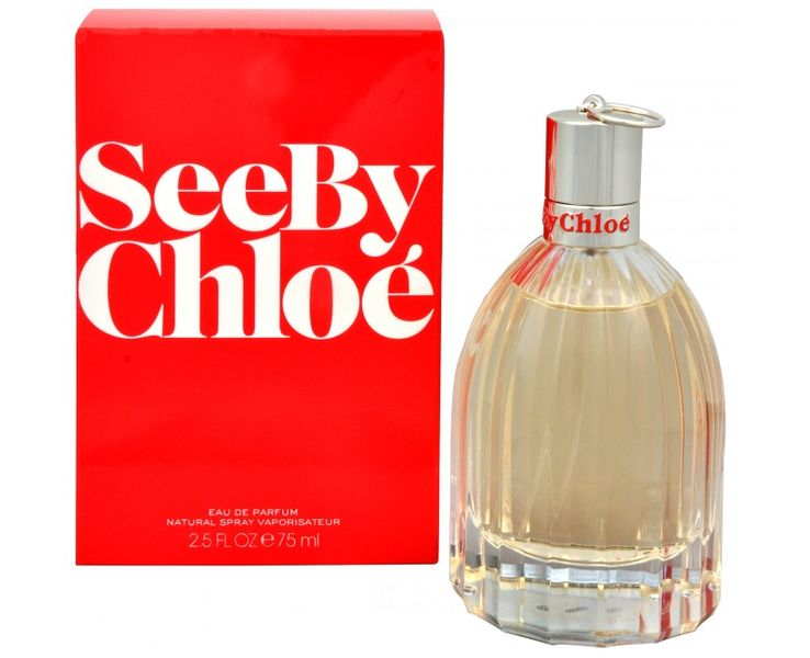 Chloé See By Chloé - EDP 50 ml