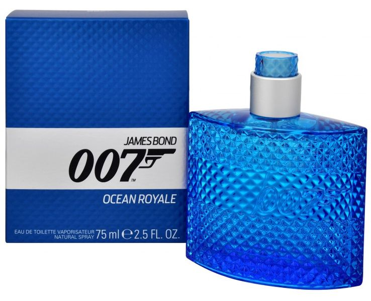 James Bond James Bond 007 Ocean Royale - EDT 125 ml