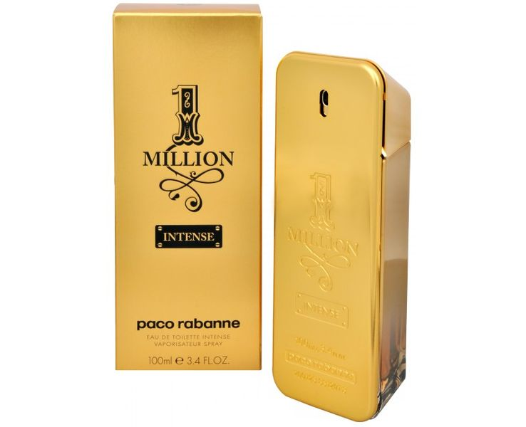 Paco Rabanne 1 Million Intense - EDT 100 ml