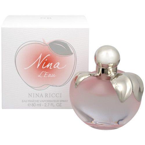 Nina Ricci Nina L´Eau - EDT 80 ml