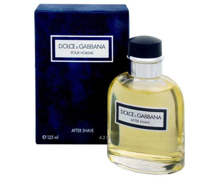 Dolce & Gabbana Pour Homme 2012 - voda po holení 125 ml