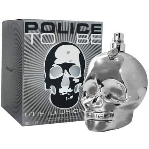 Police To Be The Illusionist - EDT 75 ml