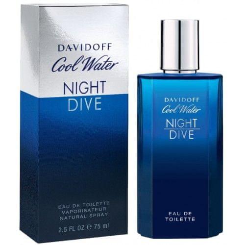 Davidoff Cool Water Night Dive - EDT 75 ml