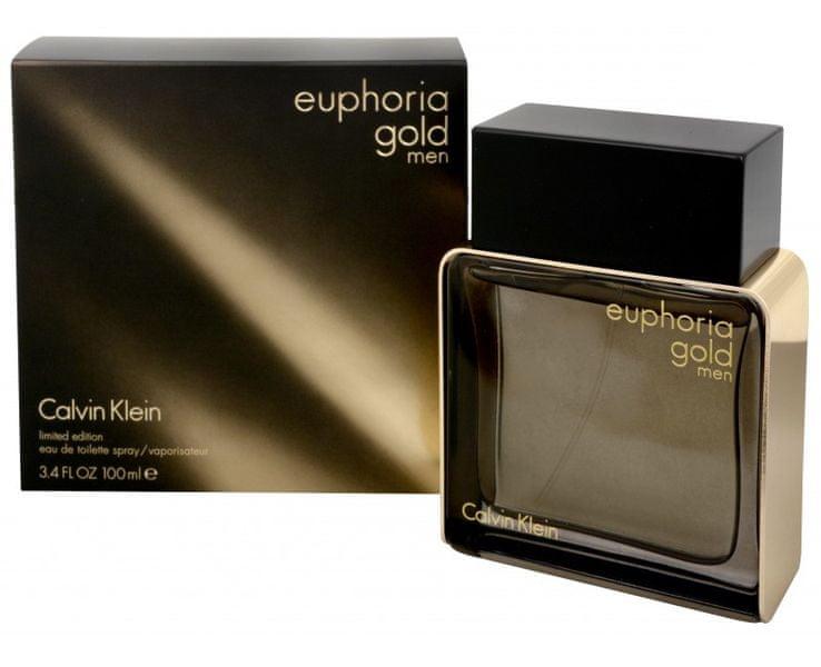 Calvin Klein Euphoria Gold For Men - EDT 100 ml