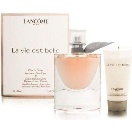 Lancome La Vie Est Belle - EDP 50 ml + Balsam do ciała 50 ml