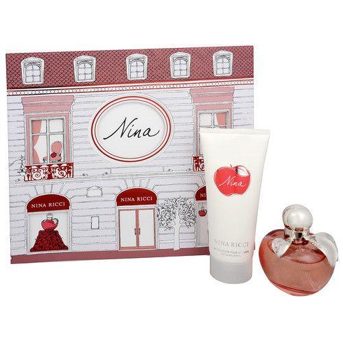 Nina Ricci Nina - EDT 50 ml + tělové mléko 100 ml