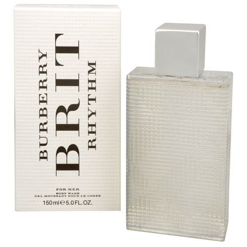 Burberry Brit Rhythm For Her - sprchový gel 150 ml