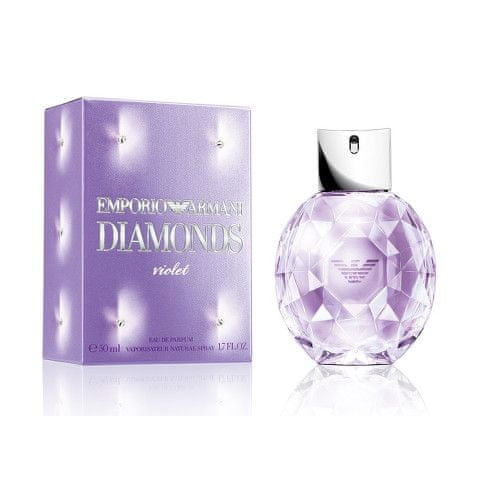 Giorgio Armani Emporio Armani Diamonds Violet - EDP 50 ml