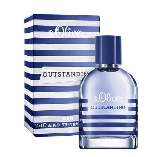 s.Oliver Outstanding Men - EDT 50 ml