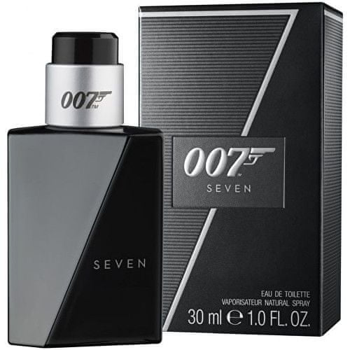 James Bond James Bond 007 Seven Intense - EDP 75 ml