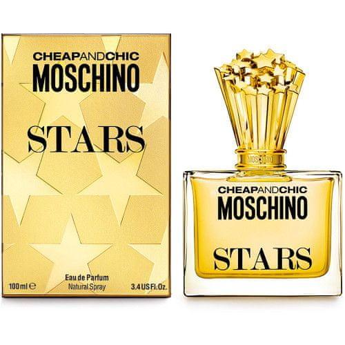 Moschino Cheap & Chic Stars - EDP 50 ml