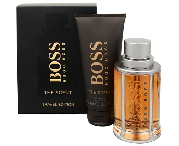 Hugo Boss Boss The Scent - EDT 100 ml + sprchový gel 100 ml