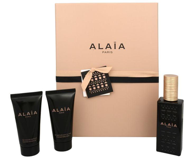 Azzedine Alaia Alaïa Paris - EDP 50 ml + tělové mléko 50 ml + sprchový gel 50 ml