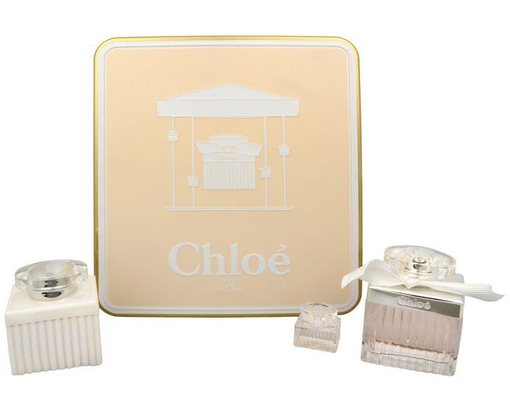 Chloé - EDT 75 ml + tělové mléko 100 ml + miniatura 5 ml