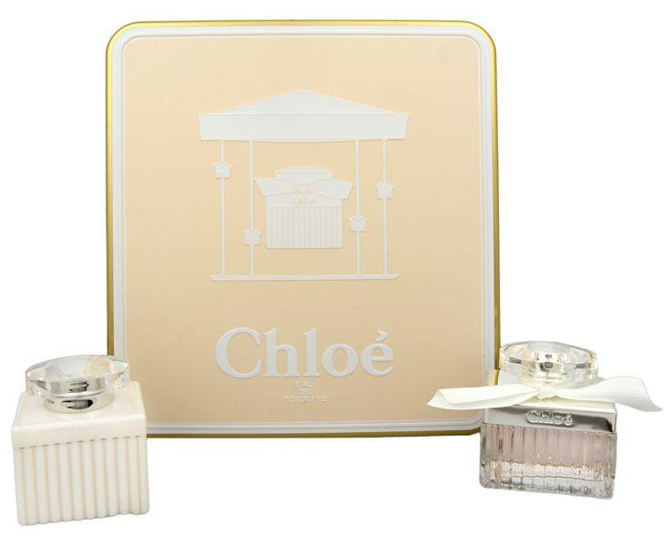Chloé - EDT 50 ml + tělové mléko 100 ml