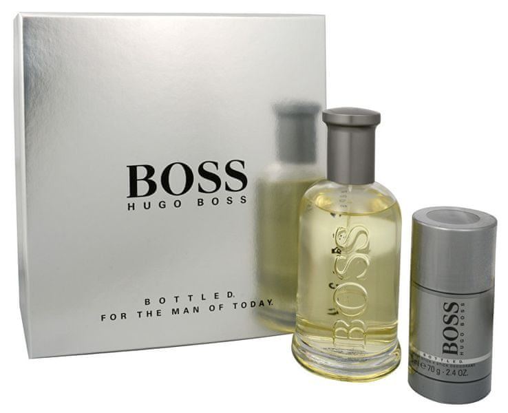 Hugo Boss Boss No. 6 - EDT 200 ml + tuhý deodorant 75 ml