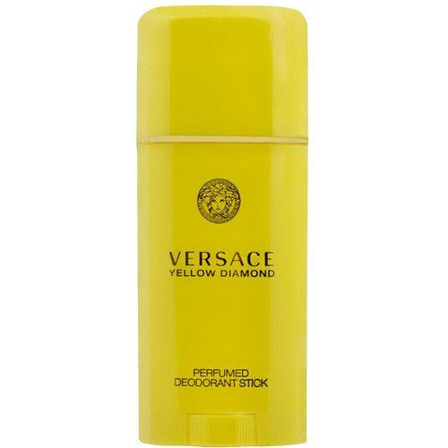 Versace Yellow Diamond - tuhý deodorant 50 ml